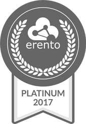 Erento Platinumpartner 2017