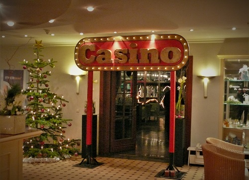 Casino Eingangstor