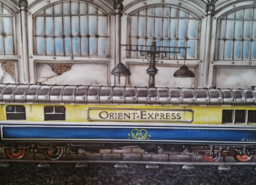 Waggon - Orient Express