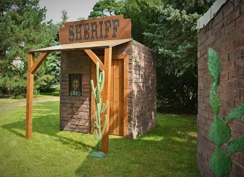 Kulisse: Sheriff´s Office